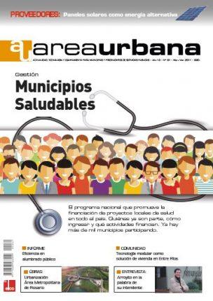 AreaUrbana ; Revista ; Municipios