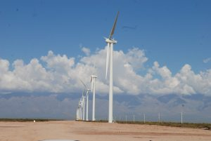 La Rioja energía eólica