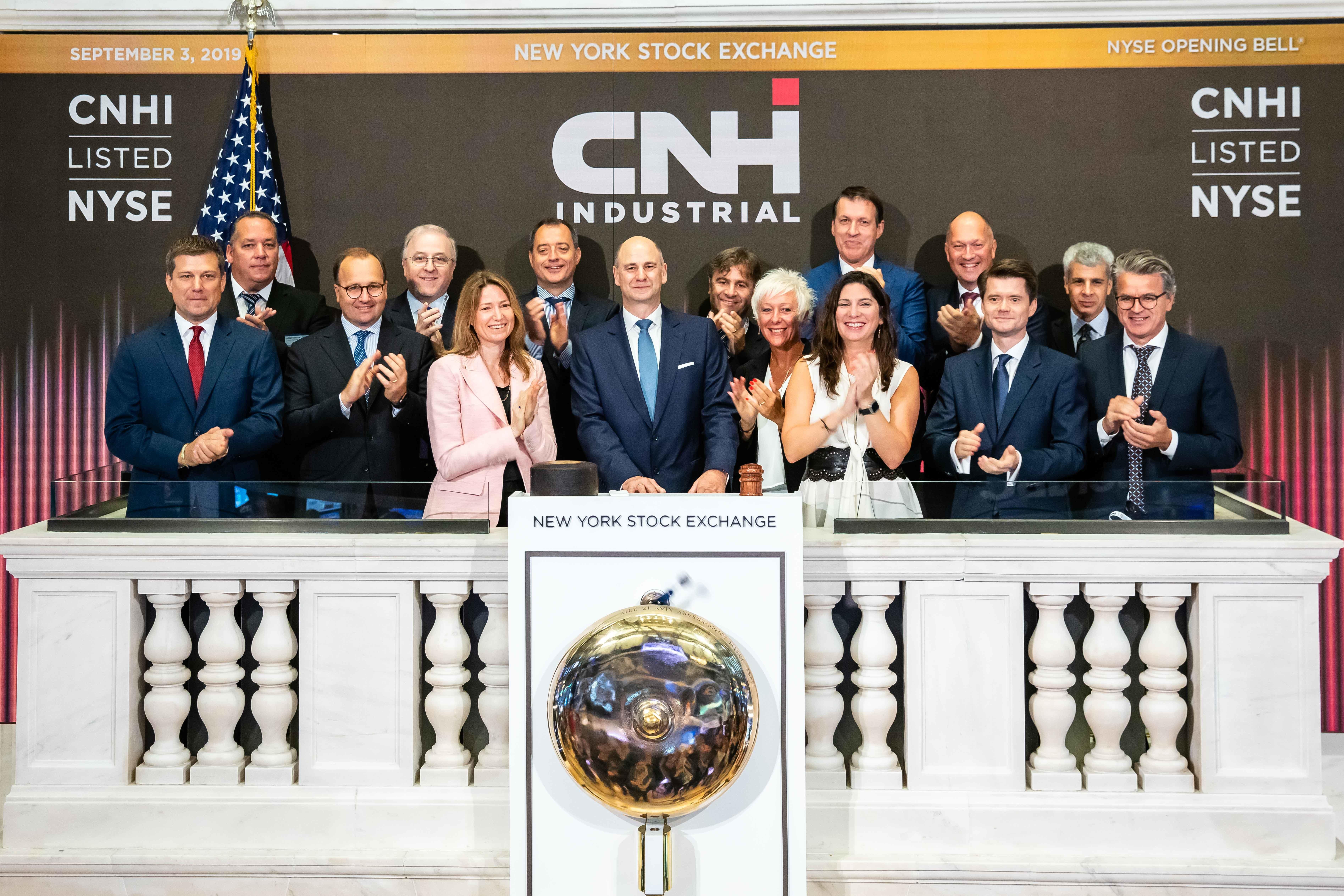 CNH Industrial N.V